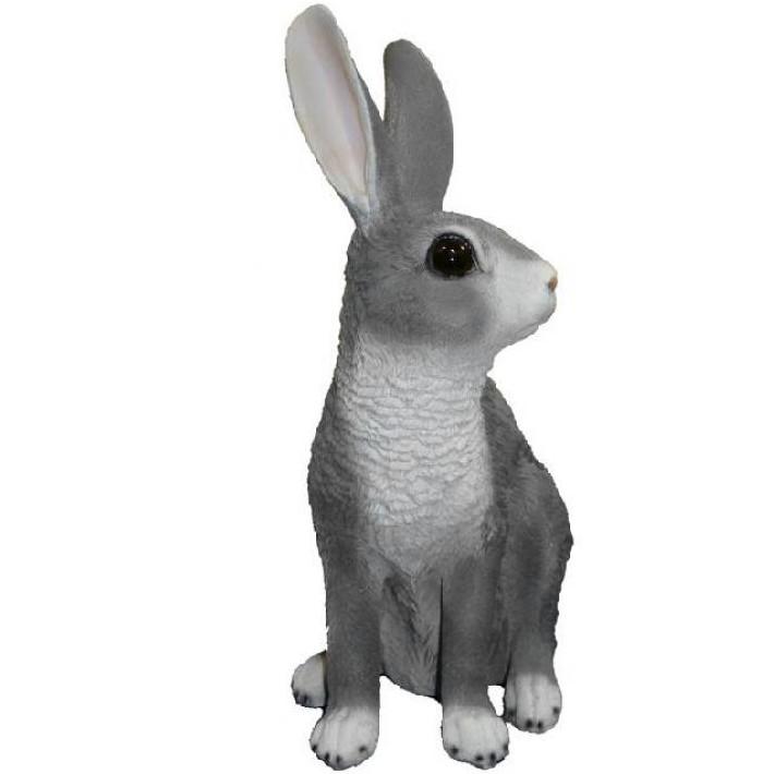 Садовая фигурка Заяц с длинными ушами
