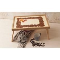 Столик-поднос Кофе