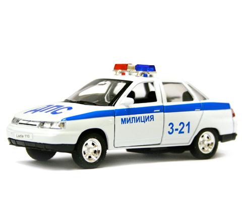 Машинка «ДПС»