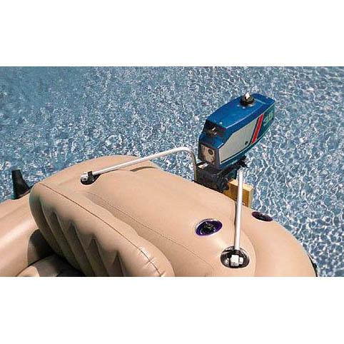 Крепежное снаряжение для мотора надувных лодок