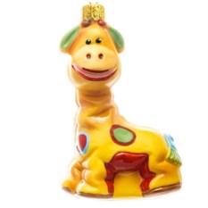 Ёлочная игрушка Жирафа