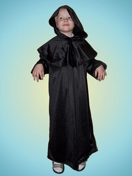 Карнавальный костюм МОНАХ, 5-7 лет, Бока