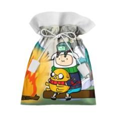 Подарочный мешок Фин и Джейк