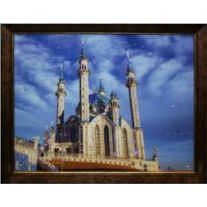 Картина с кристаллами Сваровски Мечеть Кул-Шариф