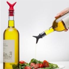 Красный дозатор для бутылок Тipsi