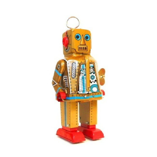 Робот Антенус Золотой