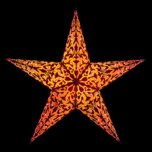 Светильник — звезда