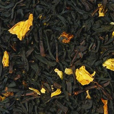 Чай чёрный «Абрикос»