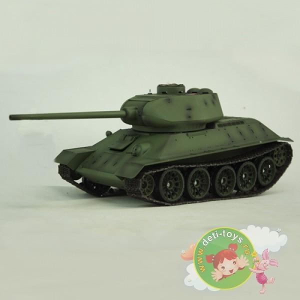 Радиоуправляемый танк Heng Long T-34/85
