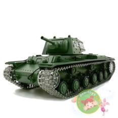 Советский радиоуправляемый танк KV-1