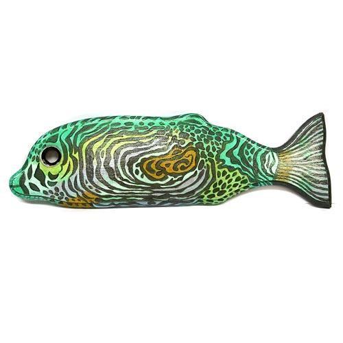 Доска разделочная Пестрая рыбка