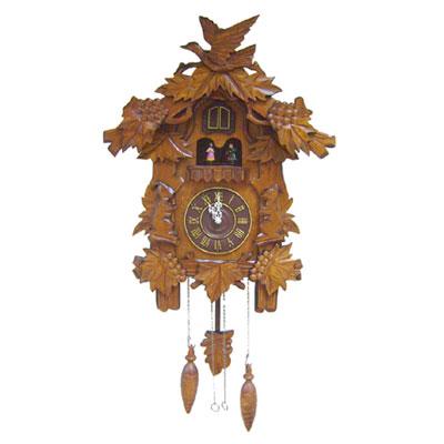 Кварцевые часы с кукушкой