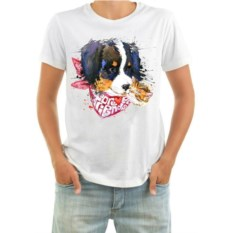 Мужская футболка Собачка с кошечкой