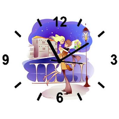 Настенные часы Real Love