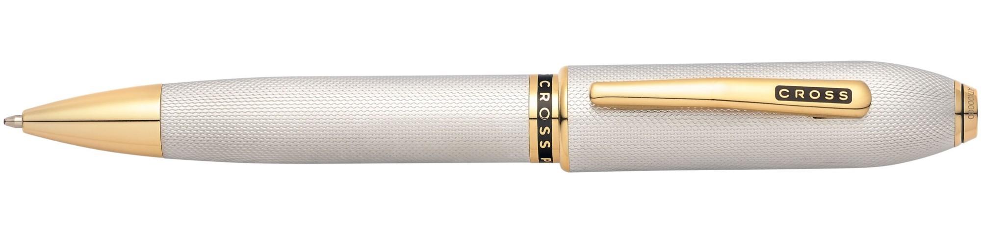 Шариковая ручка Cross Peerless Platinum Plate/Medalist