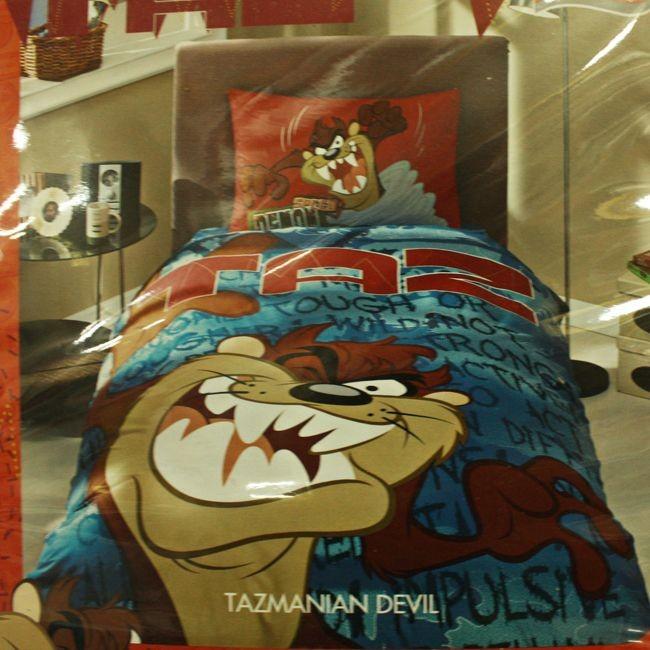 Детское постельное бельё TAZMANIA DEVIL
