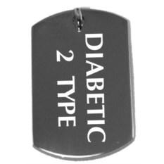 Жетон диабетика