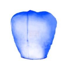 Фонарь желаний Синий конус малый