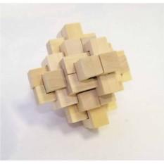 Деревянная головоломка Альфа