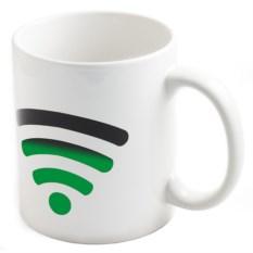 Кружка-хамелеон Включи WiFi