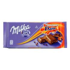 Шоколад Мilka Daim