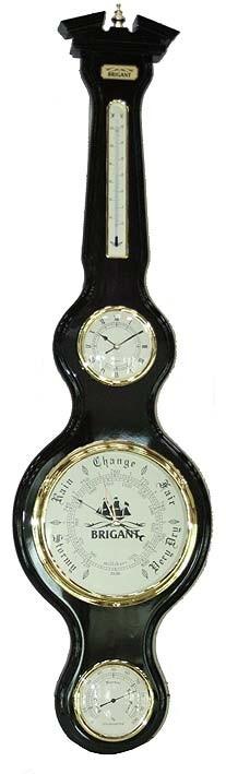 Метеостанция Brigant - часы, барометр, гигрометр, термометр
