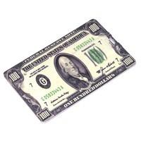 Флешка Кредитка 100 USD, 8 Gb