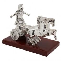 Скульптура Римская колесница