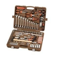 Универсальный набор инструментов (131 предмет) OMBRA