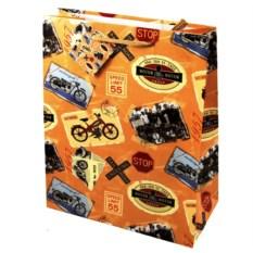 Пакет для подарка Транспорт