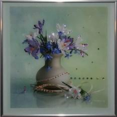 Картина Swarovski Весна