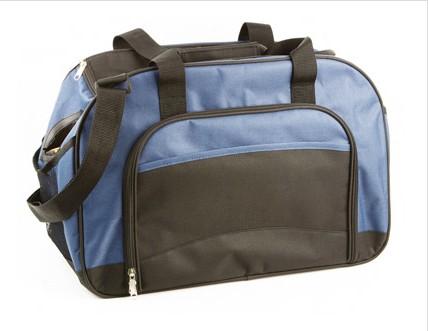 Дорожная сумка с 2 отделениями и 2 сетчатыми карманами