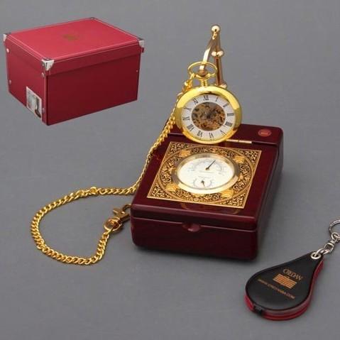 Часы настольные «Паспарту»