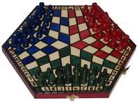 Шахматы на троих, малые