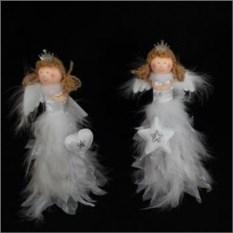 Новогодняя фигурка Ангел (18 см)