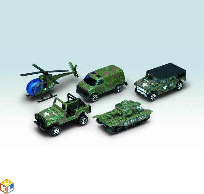 Набор машин Военно-полицейская команда