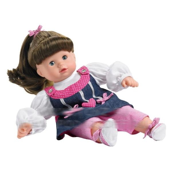 Кукла «Горошек»