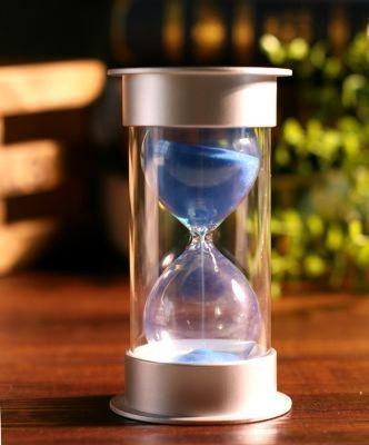 Песочные часы на 15 минут