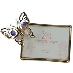Фоторамка с кристаллами Бабочка