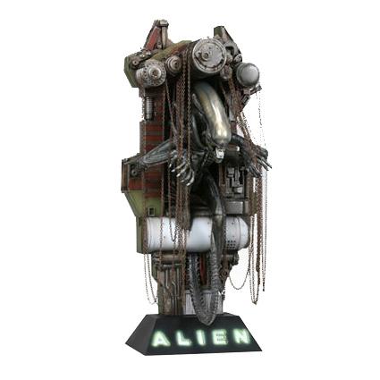 Диорама Alien