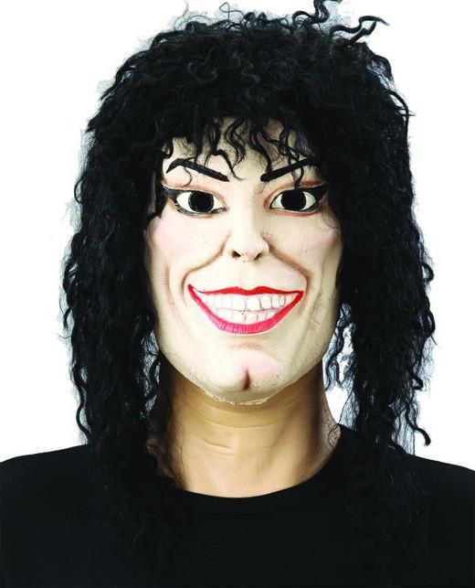 Латексная маска Майкла Джексона