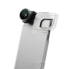 Lens Set для iPhone SE/5/SS и прозрачный чехол для iPhone