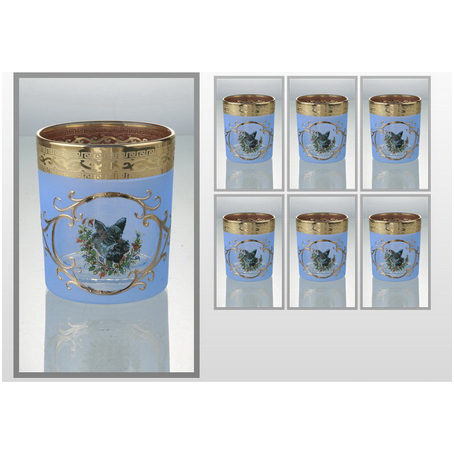 Набор стаканов для виски (# 15298)