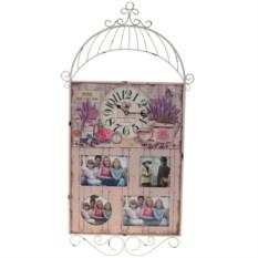 Часы-рамка для фото Sweet Home