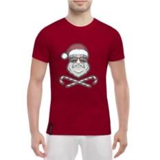 Мужская футболка Santa Biker