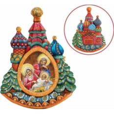 Новогоднее украшение Рождество Св. Василия