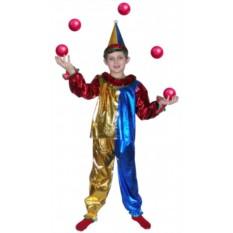 Детский карнавальный костюм Магический клоун