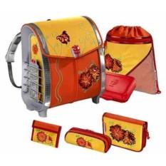 Школьный ранец 6 в 1 Подсолнухи от Hama
