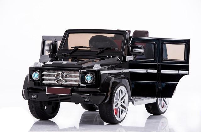 Радиоуправляемый детский электромобиль Mercedes Benz G55