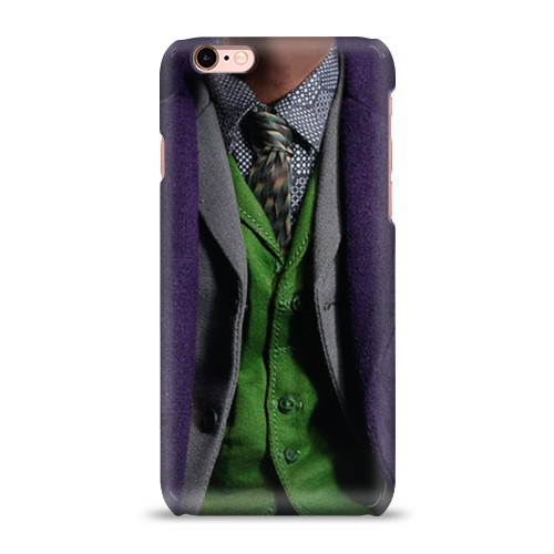Чехол для Apple iPhone 6/6S 3D Джокер